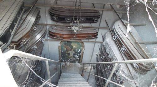 Вид изнутри на город мертвых или как всё устроено на кладбище миллионеров
